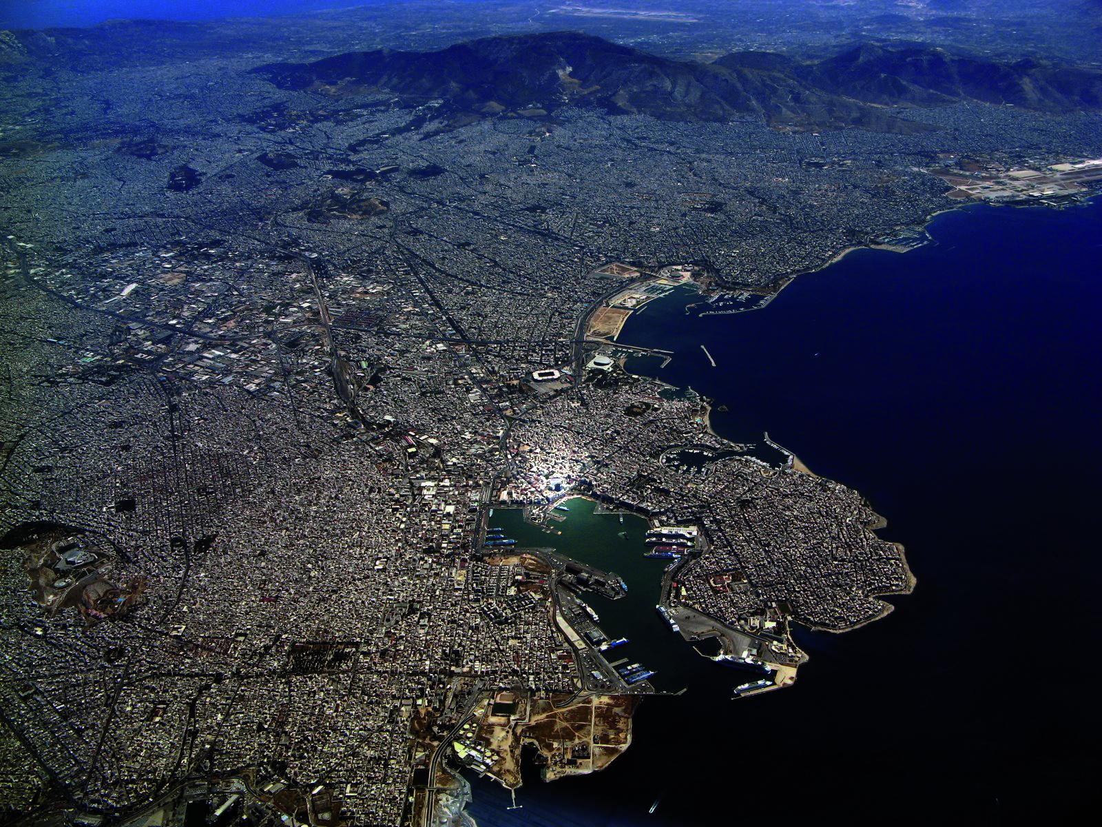 Athen Hafen